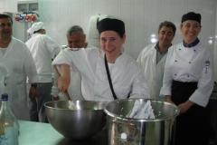 Visita e attività didattica all'istituto Alberghiero di Soverato