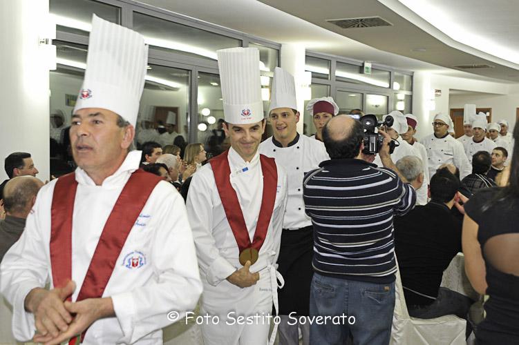 Xiv natale del cuoco associazione provinciale cuochi catanzaresi - Brigata di cucina ...