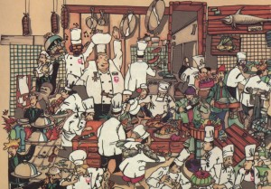 Cucina allegra